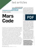 Mars Code
