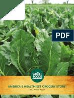 WFM 2011 Annual Report