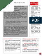 2013_Boletin N 01_La Superintencia Nacional de Fiscalización Laboral