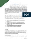 Report on capital market