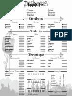 DA Inquisitor4-Page Editable