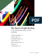 Speed of Light Reading Gomez