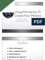 Wordpress Infolink1 100125073808 Phpapp02