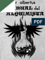 08_Manual Del Alquimista - Frater Albertus