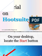Tutorial on hootsuite