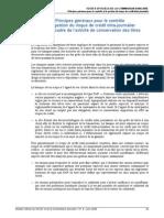 200806 Le Controle Et La Gestion Du Risque de Credit Intra Journalier