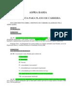Aspra Bahia PDF Plano de Carreira