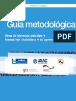 Guia Metodologica_ciencias Sociales y Formacion Ciudadana y Su Aprendizaje