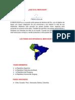 Trabaj de Exposicion Mercosurr