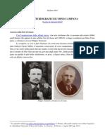 Appunti Biografici Su Dino Campana