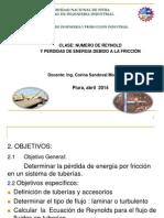 CLASE Perdidas de Energia REYNOLD