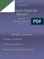 Procesamiento Digital Parte 1 - Introduccion