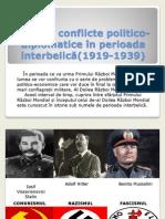 Crize Si Conflicte Politicodiplomatice in Perioada Interbelica