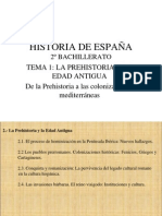01. Prehistoria y Roma España