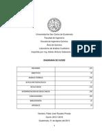 Reporte No. 2 (Diagrama de Flood)