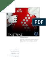 Manual TK-Strike Truescore 2014