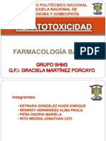 HEPATOTOXICIDAD