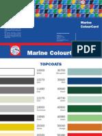 Hempel Colour Chart