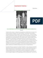 Anibal Nazoa - El Ensayo de Interpretación Histórica