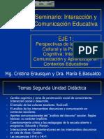 2.Módulo Psico EducaSeminInterComunCambio2012