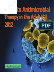Antibiotic Guidelines