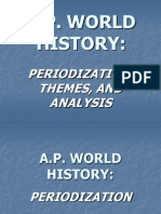 periodization and themes