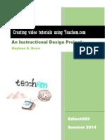 edtech503 projectid  - maylene