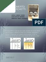Dilatómetro de Marchetti