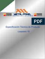 lamina acanalada losacero 15 ternium boletin tecnico metal panel.pdf