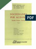 Sociedades Por Acciones - Tomo i - Argentino - PDF