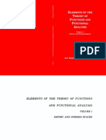 [by a.N. Kolmogorov and S.v. Fomin] Elements of Th(BookFi.org)