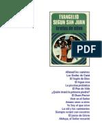 Evangelio Según San Juan BROTES de OLIVO