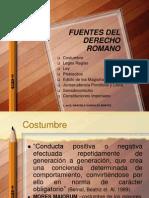 fuentesdelderechoromano-120925113821-phpapp02