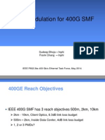 PAM Modulation for 400G SMF May 2014