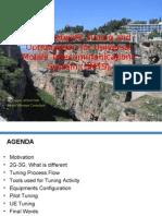 UMTS Optimization Case Study