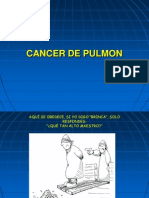 Cancer de Pulmon 2013
