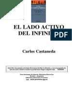 CARLOS CASTANEDA - El Lado Activo Del Infinito