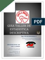 (Guia-taller Estadística Descriptiva 2012