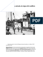Origenes Conflicto Palestina-Judio