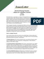 RAP IssuesLetter-ElectricalEnergySecurityPolicies 2002 04