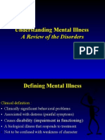 Understanding Mental Illness                    for Huda (Mental Case)