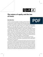 The Nature of Equity