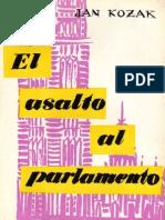 Jan Kozak - El Asalto Al Parlamento