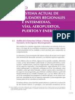 119.Sistema Actual de Ciudades Regionales e Intermedias