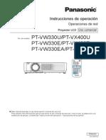 Vw330vx400 Nt Spanish
