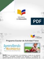 Presentación Aprendiendo en Movimiento - Planta central.ppt