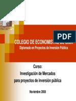 Investigacion Mercado Inversion Public A