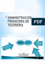 Administracion Financiera de Tesoreria