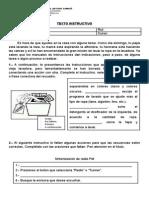 Guía 9. Texto Instructivo