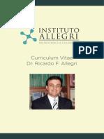 Cv Drprof Ricardo Allegri